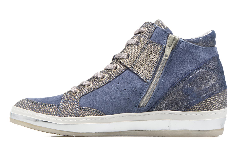 Sneakers Khrio Calista Blauw voorkant