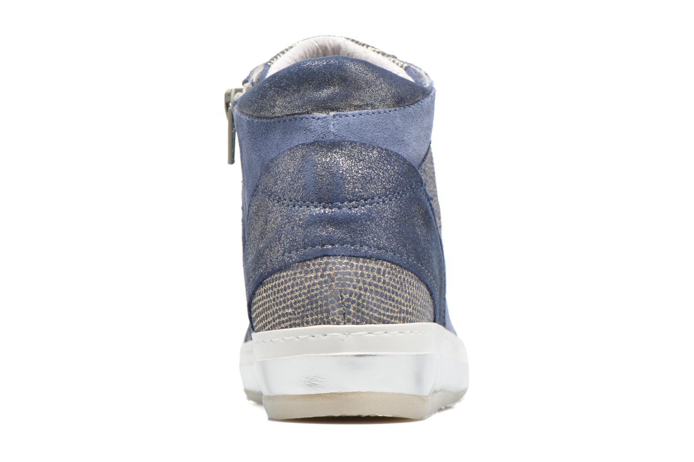 Sneakers Khrio Calista Blauw rechts