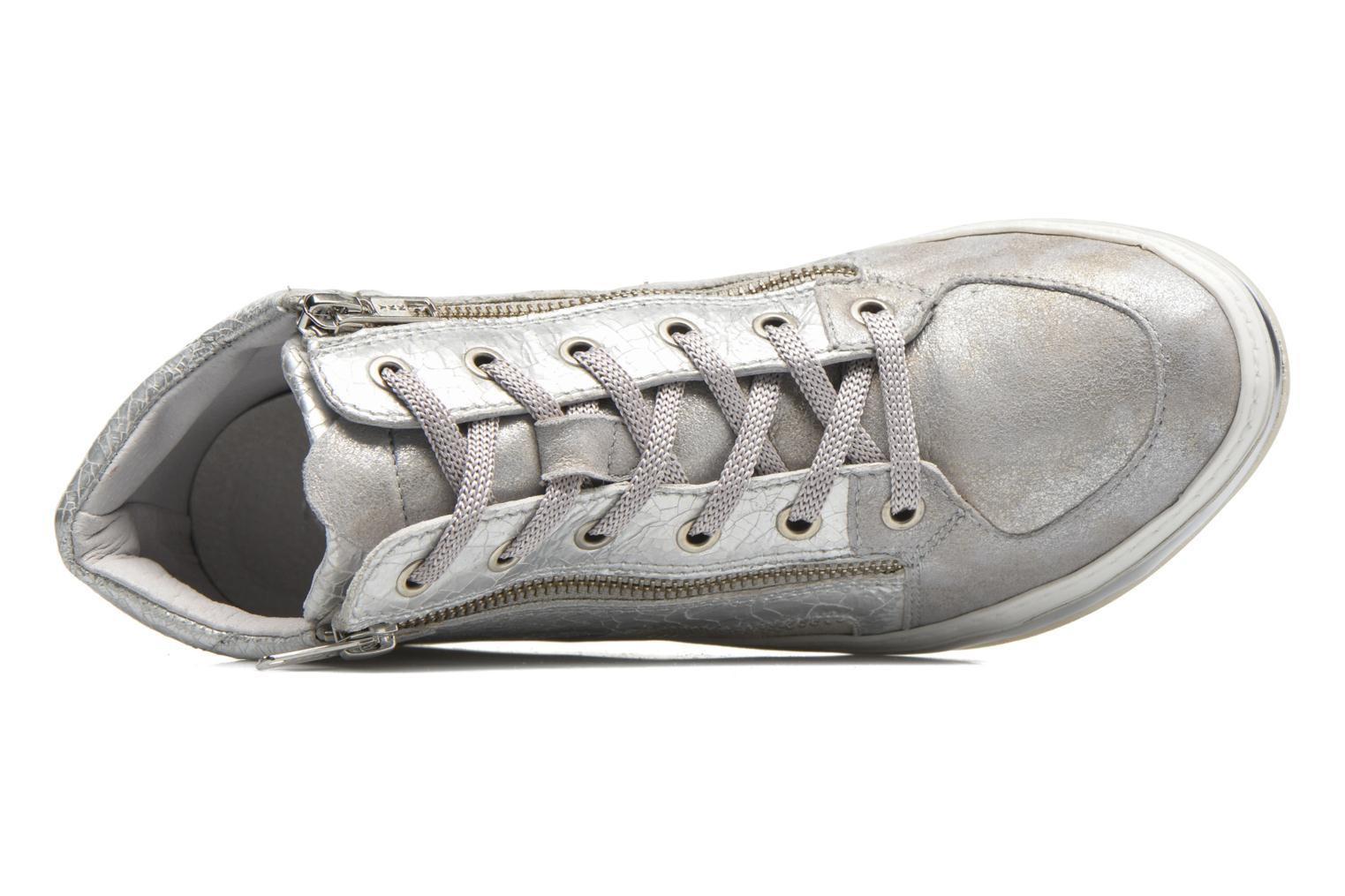 Sneakers Khrio Canella Zilver links