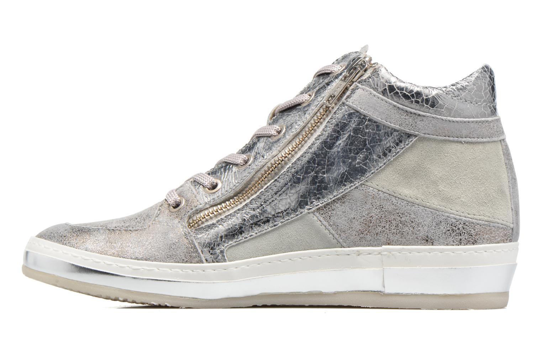 Sneakers Khrio Canella Zilver voorkant