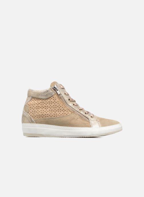 Sneakers Khrio Calypso Beige achterkant