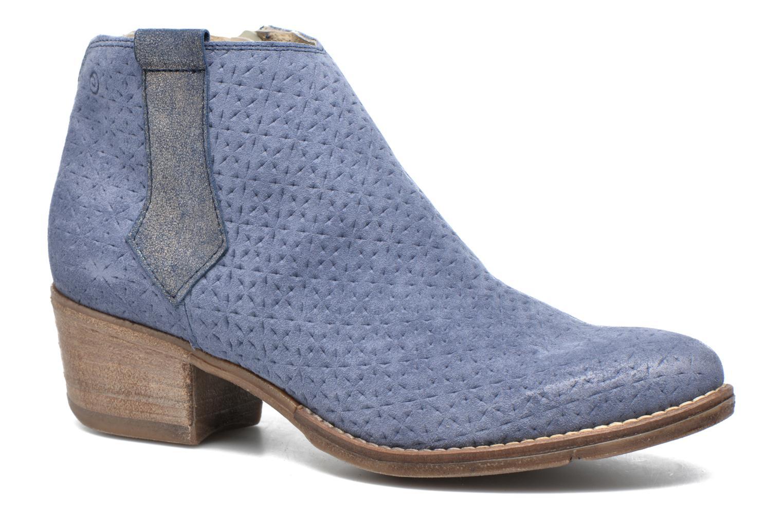 Bottines et boots Khrio Clarina Bleu vue détail/paire