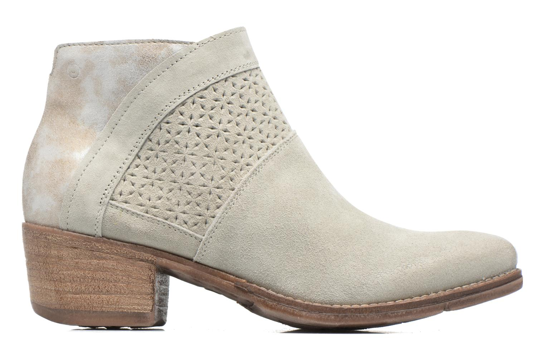 Boots en enkellaarsjes Khrio Clemie Beige achterkant