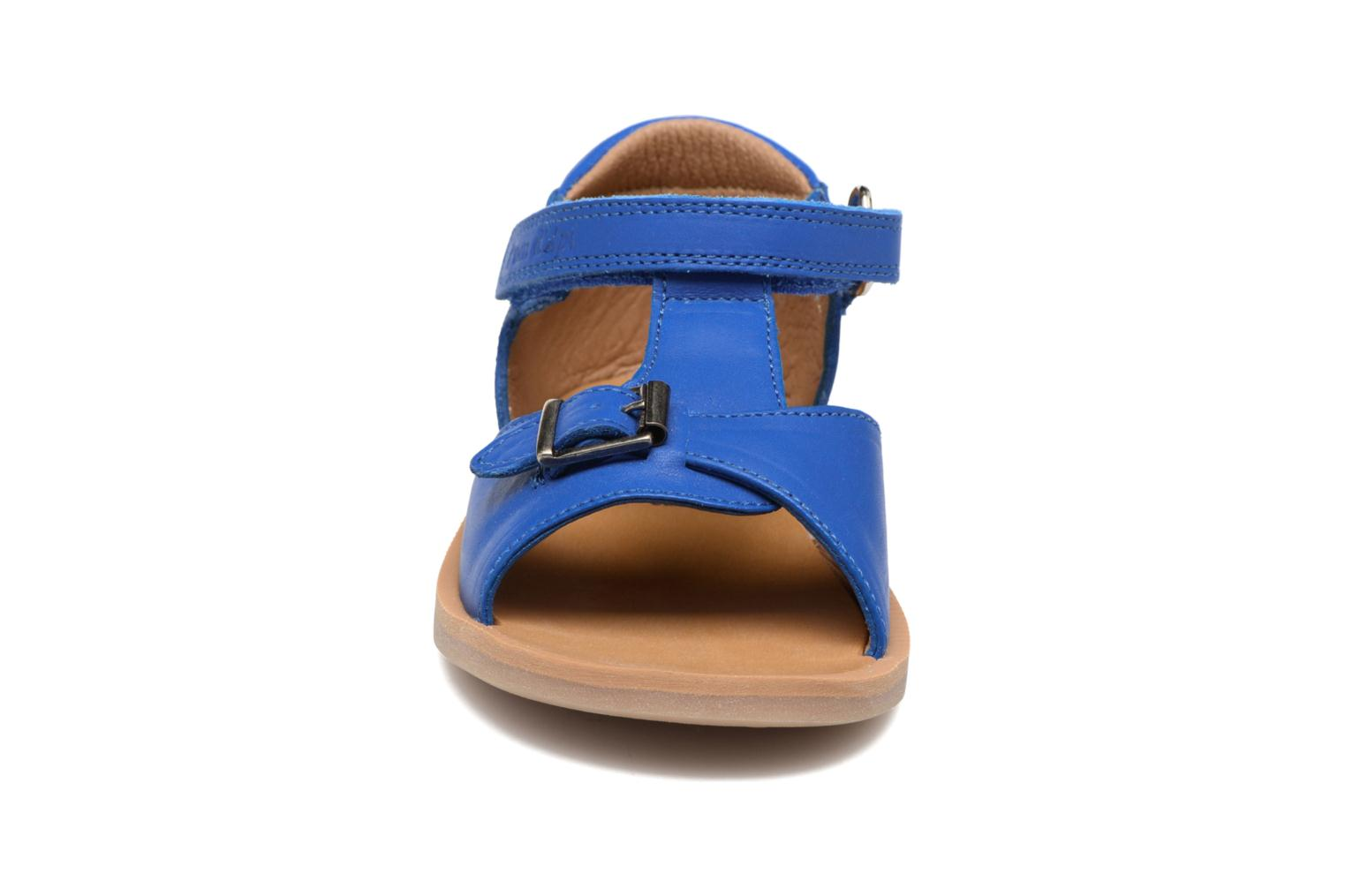 Sandalen Pom d Api Poppy Easy Blauw model