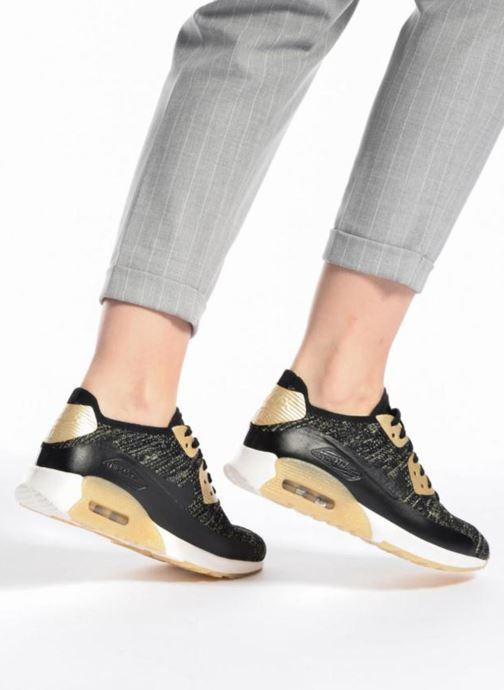 Sneakers Nike W Air Max 90 Ultra 2.0 Fk Mtlc Zwart onder