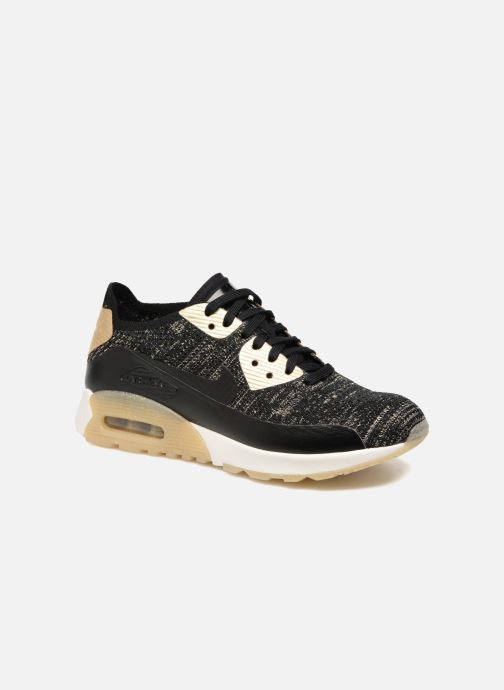 uk availability c9a78 4c06a Trainers Nike W Air Max 90 Ultra 2.0 Fk Mtlc Black detailed view  Pair view