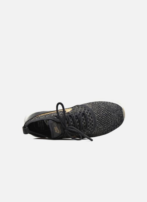 Trainers Nike W Air Max Thea Ultra Fk Mtlc Black view from the left