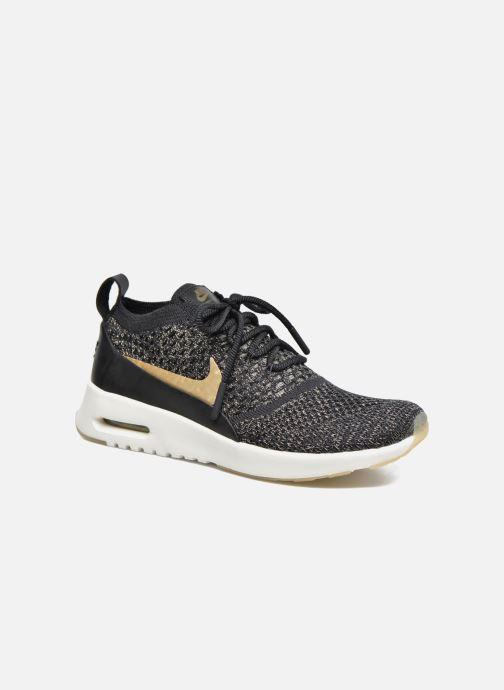 Deportivas Nike W Air Max Thea Ultra Fk Mtlc Negro vista de detalle / par