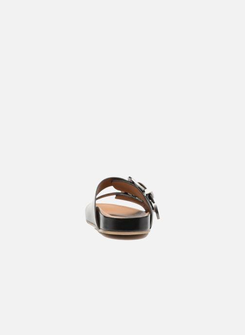 Sandali e scarpe aperte Sonia Rykiel Flat Rykiel Buckle Nero immagine destra