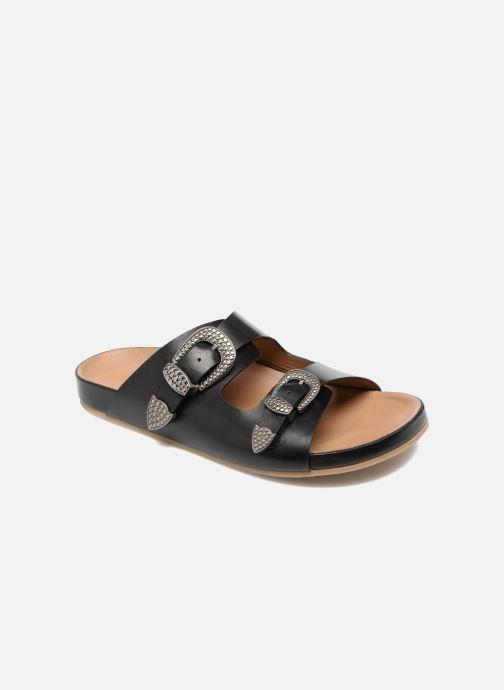 Sandali e scarpe aperte Sonia Rykiel Flat Rykiel Buckle Nero vedi dettaglio/paio