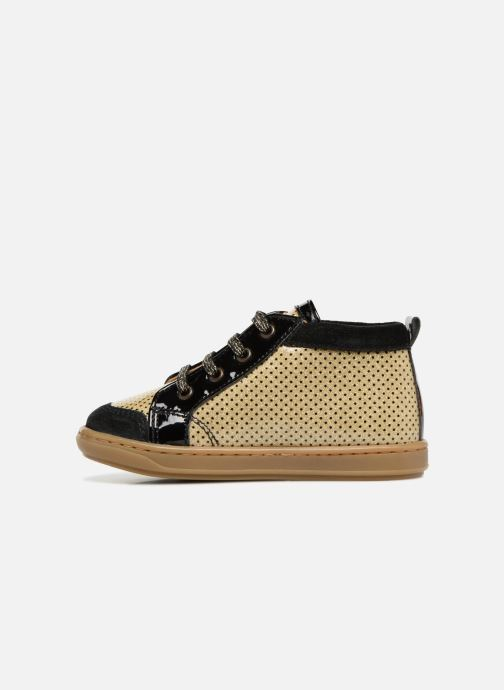 Boots en enkellaarsjes Shoo Pom Bouba New Cover Goud en brons voorkant
