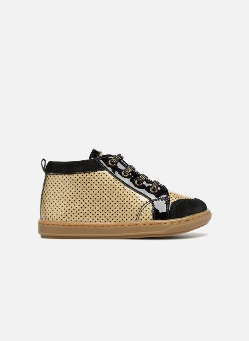 Bottines et boots Shoo Pom Bouba New Cover Or et bronze vue derrière