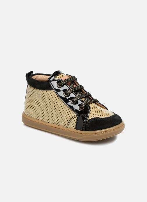 Boots en enkellaarsjes Shoo Pom Bouba New Cover Goud en brons detail
