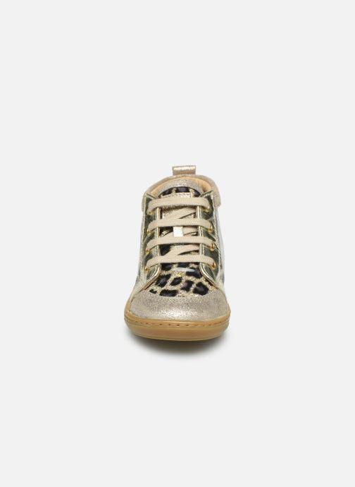 Bottines et boots Shoo Pom Bouba New Cover Marron vue portées chaussures