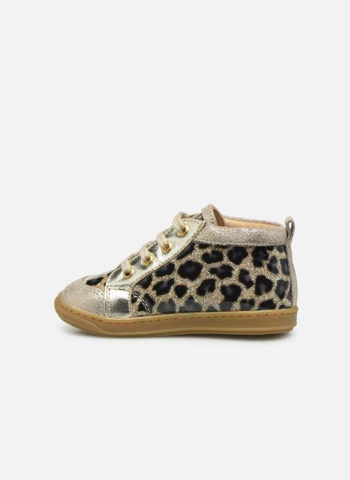 Boots en enkellaarsjes Shoo Pom Bouba New Cover Bruin voorkant