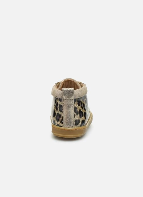 Ankle boots Shoo Pom Bouba New Cover Brown view from the right