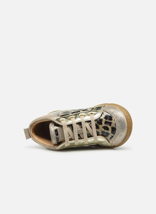 Bottines et boots Shoo Pom Bouba New Cover Marron vue gauche