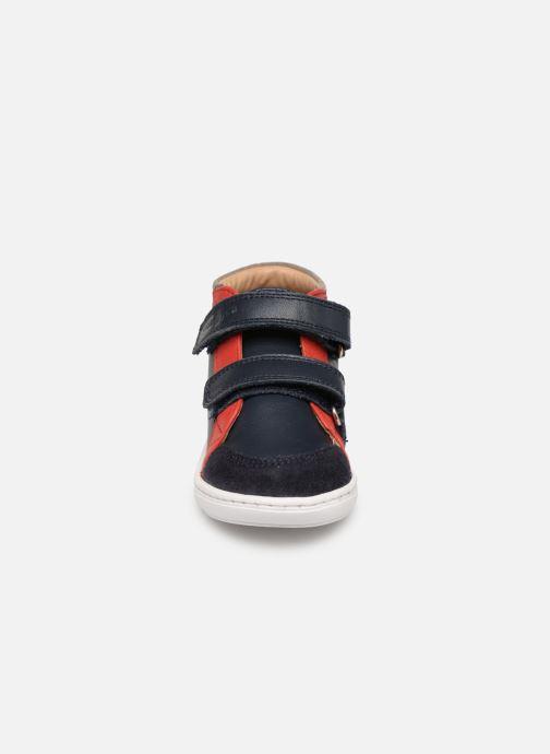 Ankle boots Shoo Pom Bouba New Scratch Blue model view