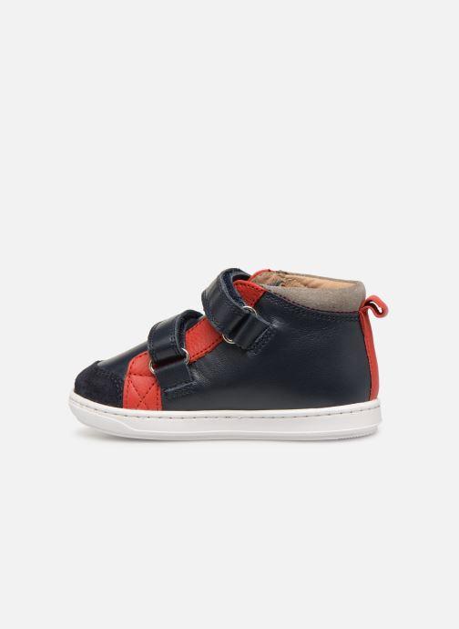 Boots en enkellaarsjes Shoo Pom Bouba New Scratch Blauw voorkant