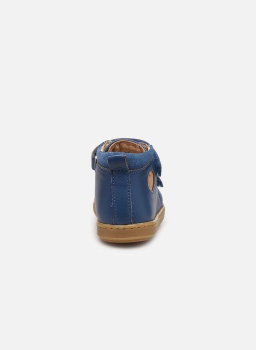 Boots en enkellaarsjes Shoo Pom Bouba New Scratch Blauw rechts