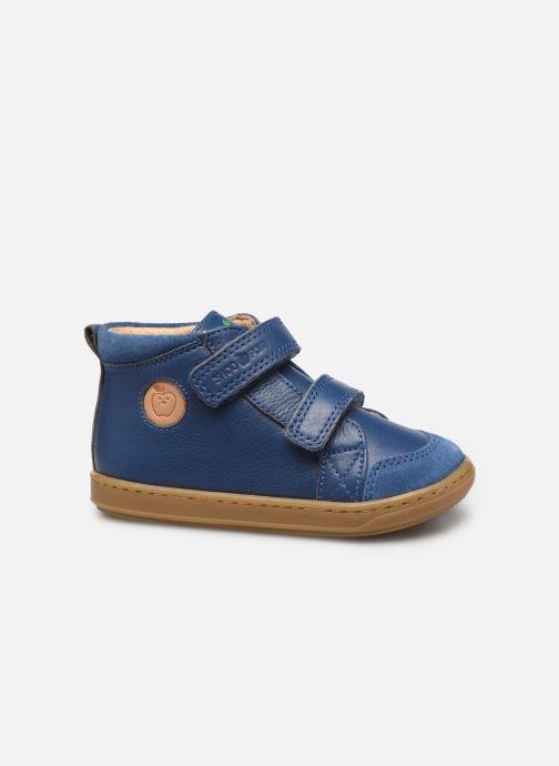 Boots en enkellaarsjes Shoo Pom Bouba New Scratch Blauw achterkant