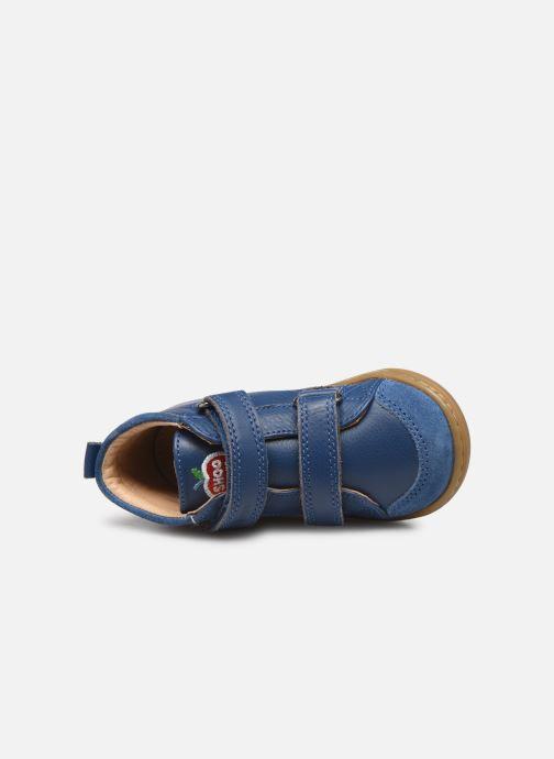 Boots en enkellaarsjes Shoo Pom Bouba New Scratch Blauw links