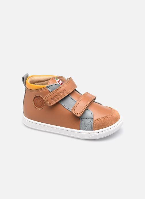 Stiefeletten & Boots Shoo Pom Bouba New Scratch braun detaillierte ansicht/modell