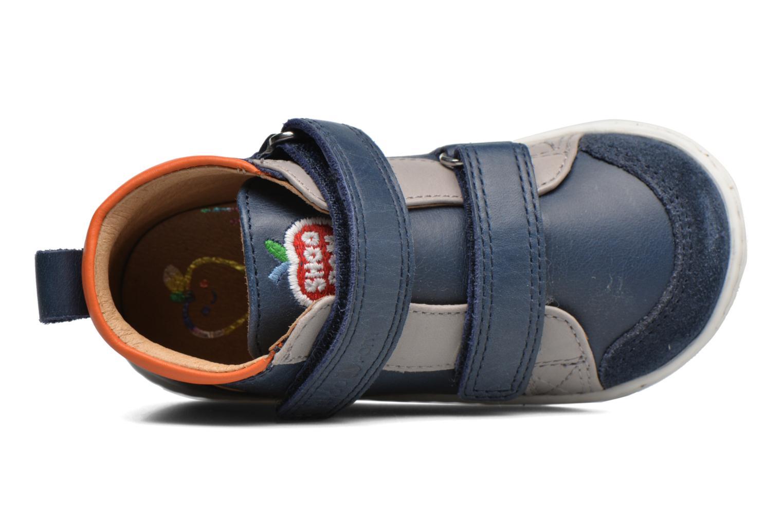 Bottines et boots Shoo Pom Bouba New Scratch Bleu vue gauche