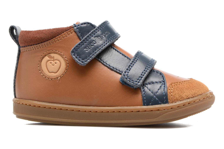 Bottines et boots Shoo Pom Bouba New Scratch Marron vue derrière