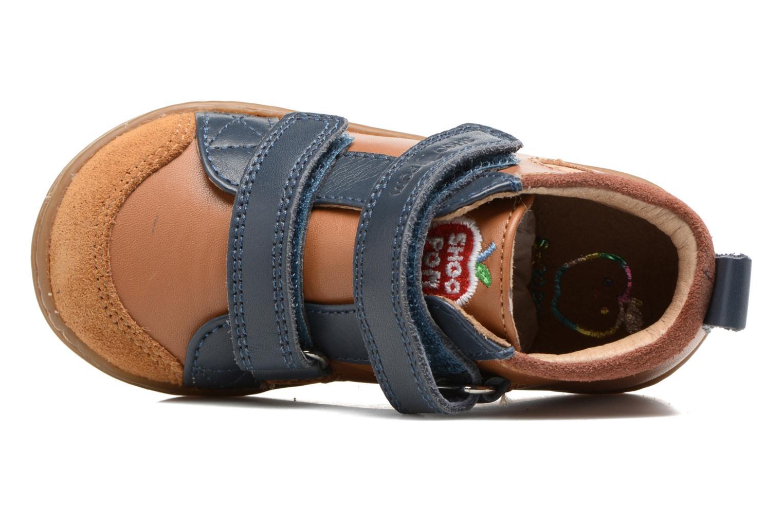 Bottines et boots Shoo Pom Bouba New Scratch Marron vue gauche