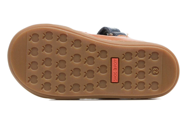 Bottines et boots Shoo Pom Bouba New Scratch Marron vue haut