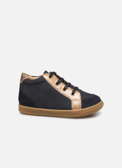 Sneakers Shoo Pom Bouba Zip Box Blauw achterkant