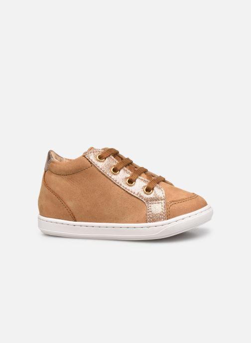 Sneaker Shoo Pom Bouba Zip Box braun ansicht von hinten