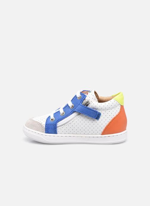 Sneaker Shoo Pom Bouba Zip Box weiß ansicht von vorne