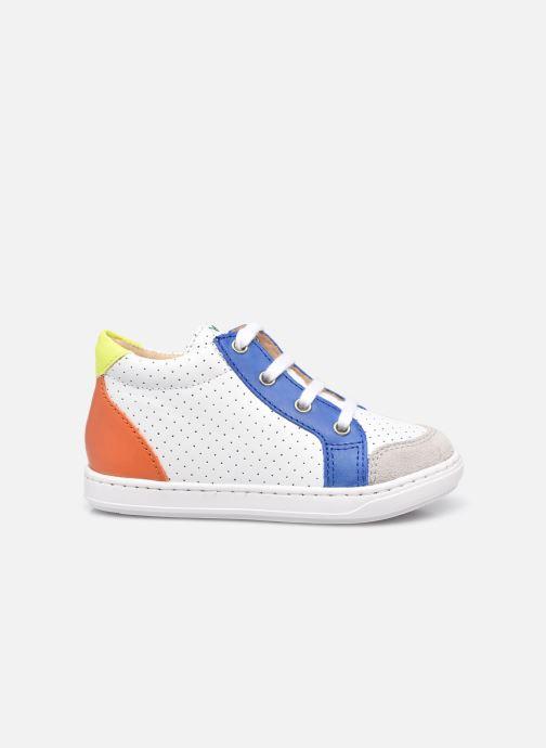 Sneaker Shoo Pom Bouba Zip Box weiß ansicht von hinten