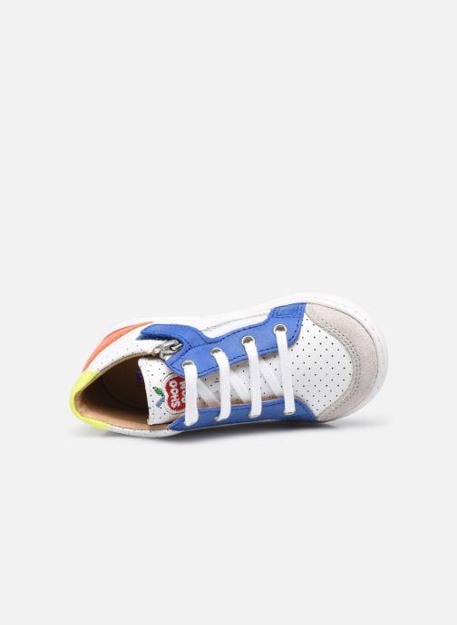 Sneaker Shoo Pom Bouba Zip Box weiß ansicht von links