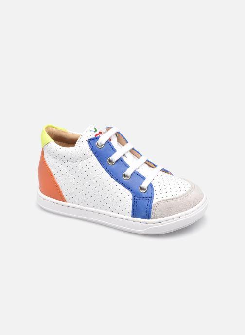 Sneaker Shoo Pom Bouba Zip Box weiß detaillierte ansicht/modell