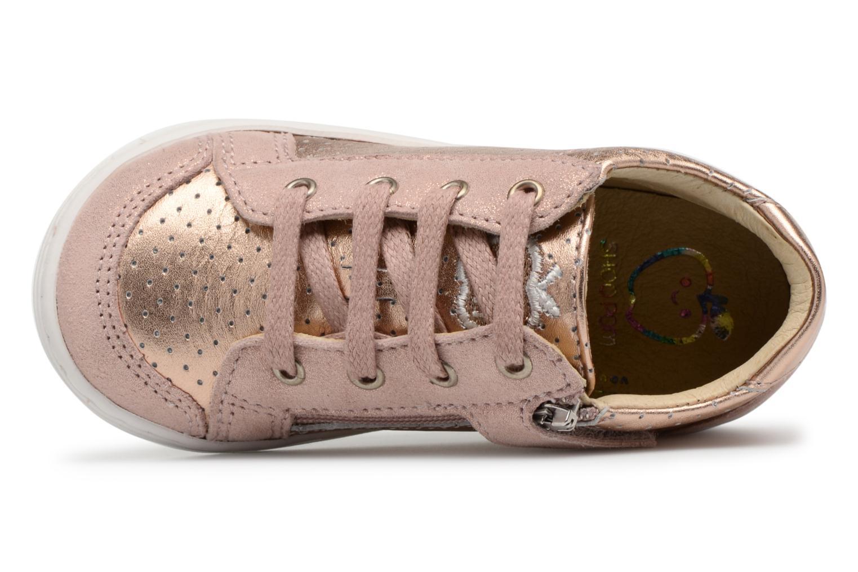 Sneakers Shoo Pom Bouba Zip Box Roze links