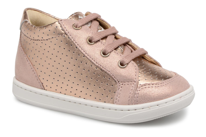 Geox J Hadriel Girl J847VA (rosa) Sneaker chez Sarenza