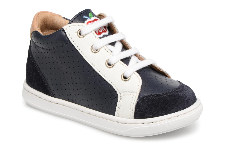 Sneakers Shoo Pom Bouba Zip Box Blauw detail