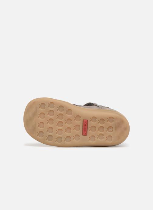 Sandales et nu-pieds Shoo Pom Pika Be Boy Gris vue haut