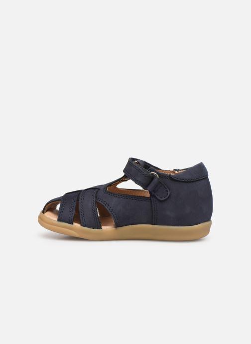 Sandales et nu-pieds Shoo Pom Pika Be Boy Bleu vue face