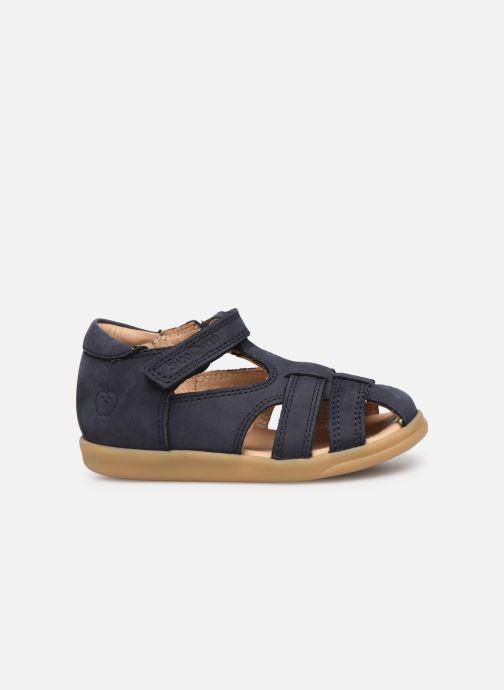 Sandales et nu-pieds Shoo Pom Pika Be Boy Bleu vue derrière