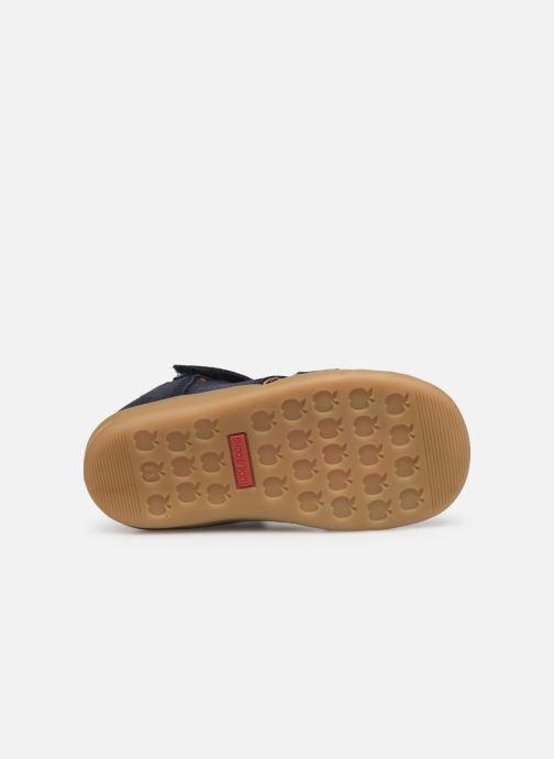 Sandales et nu-pieds Shoo Pom Pika Be Boy Bleu vue haut