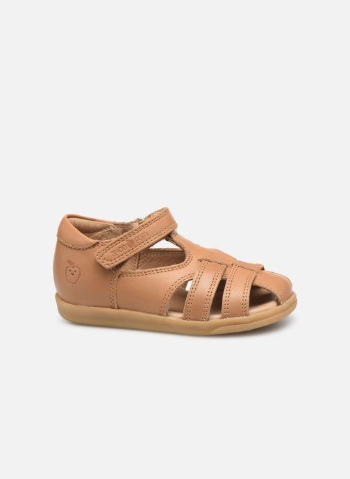 Sandali e scarpe aperte Shoo Pom Pika Be Boy Marrone immagine posteriore