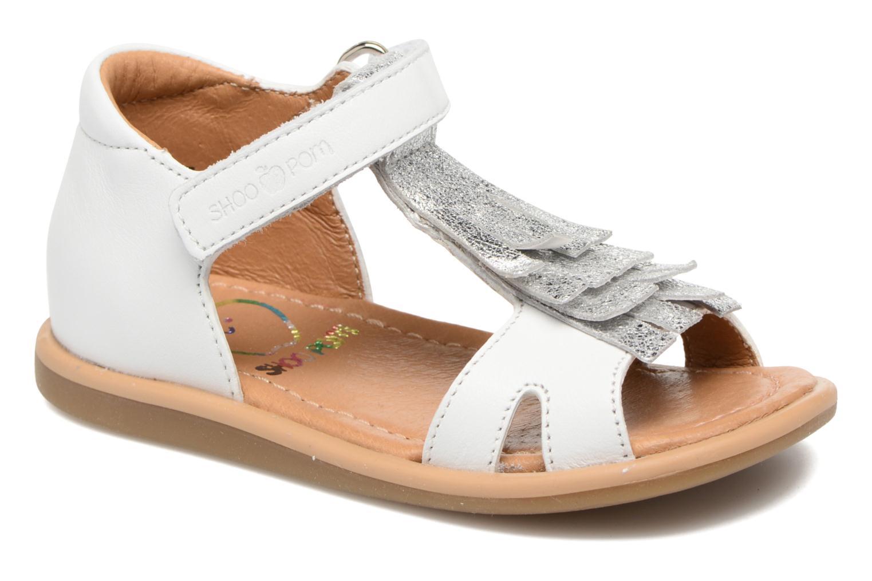 Sandales et nu-pieds Shoo Pom Wedding Nina Blanc vue détail/paire