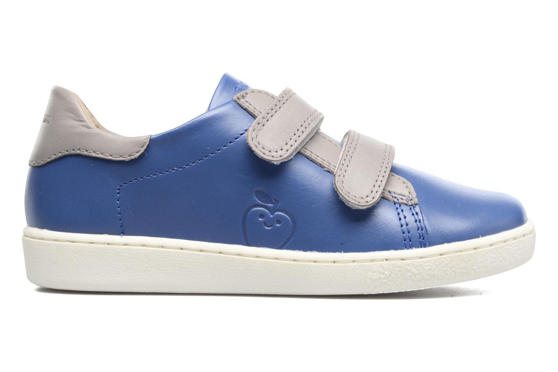Sneakers Shoo Pom Duck Scratch Azzurro immagine posteriore