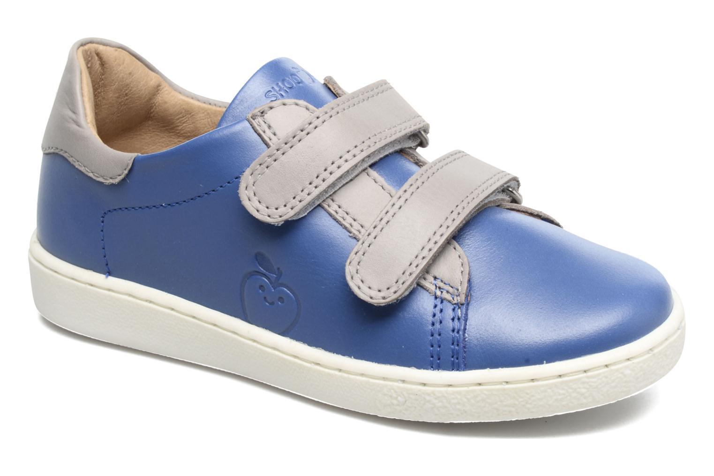 Sneakers Shoo Pom Duck Scratch Azzurro vedi dettaglio/paio