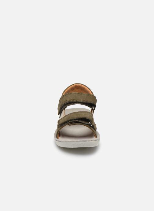 Sandales et nu-pieds Shoo Pom Goa Boy Scratch Vert vue portées chaussures