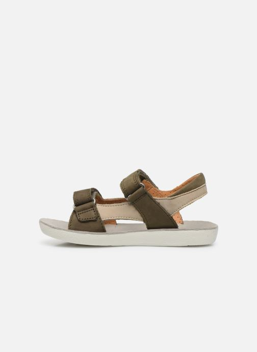 Sandales et nu-pieds Shoo Pom Goa Boy Scratch Vert vue face